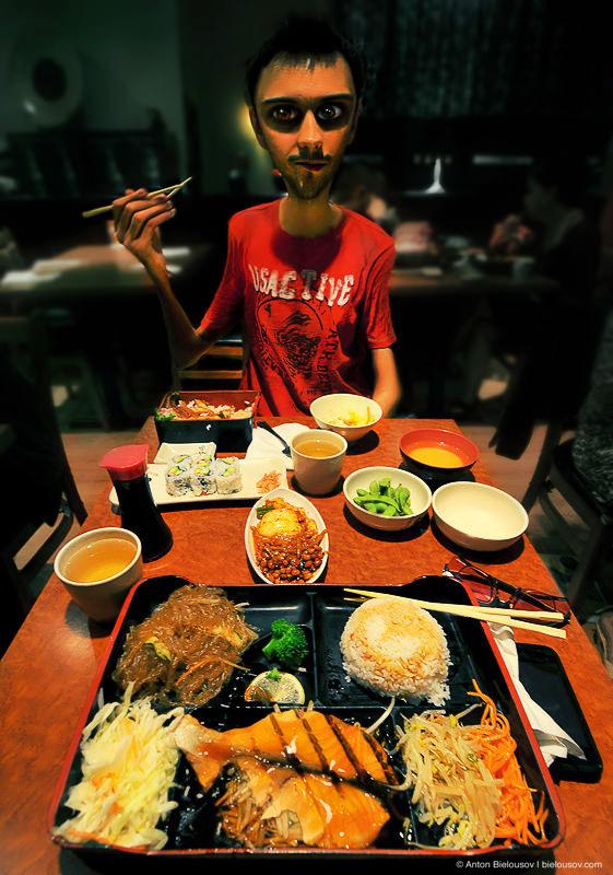 Японская кухня: вкусно — палочки оближешь