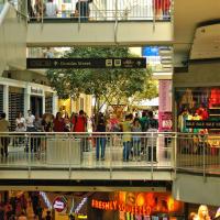 Исход из ада — Toronto Eaton's Centre Shopping Levels (Hell, Ground and Paradise)