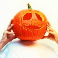 Carving Pumpkin Jack