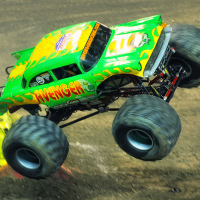 Monster Jam Trucks, Toronto: Avenger