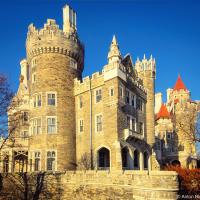 Casa Loma castle, Toronto