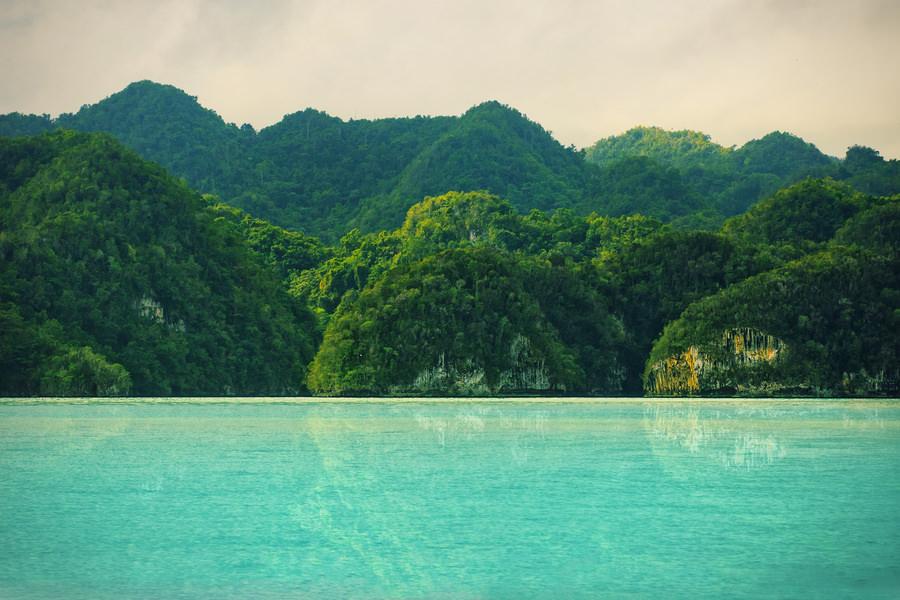 Dominican Republic — Los Haitises national park