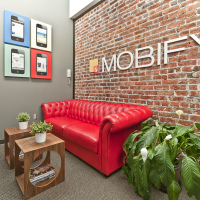 Mobify office Entrance