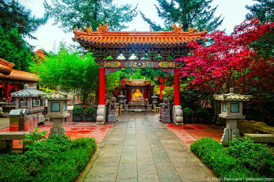 International Buddhist Temple (Richmond, BC)