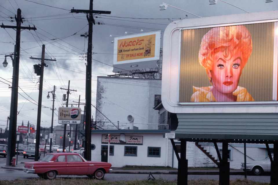 Lucy, Georgia, 1962 год. (© Fred Herzog—Courtesy of Equinox Gallery, Vancouver)