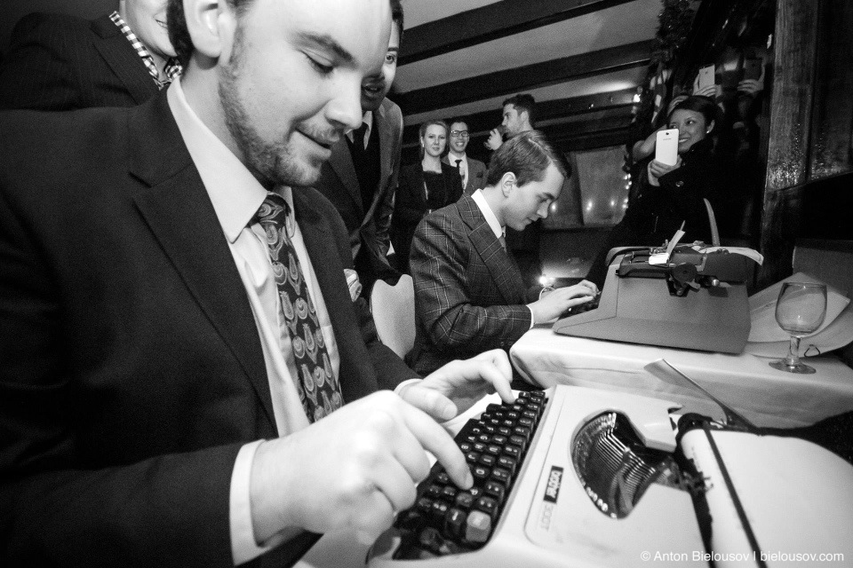 Typing contest