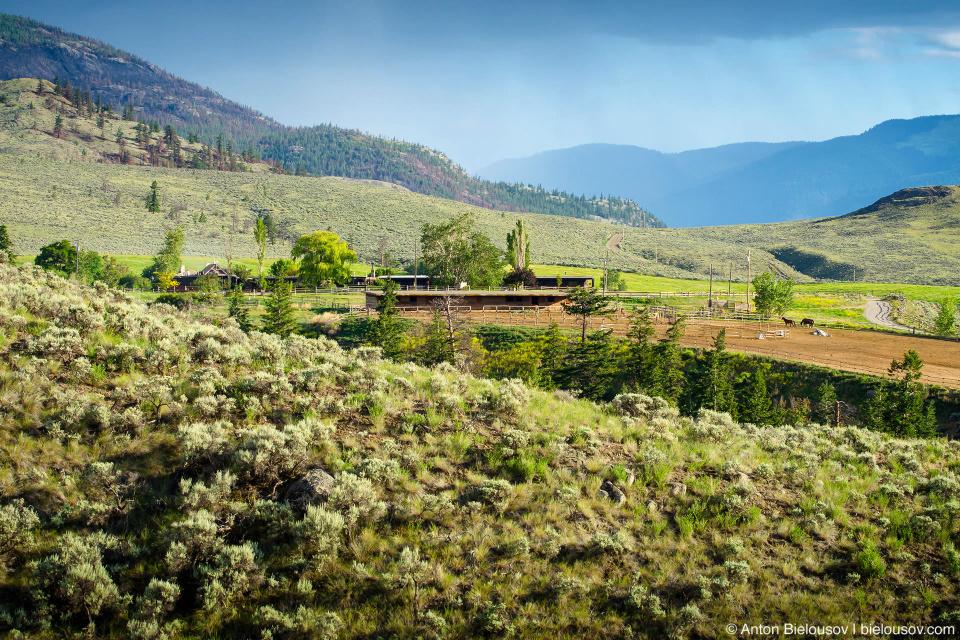 Sundance Guest Ranch (Ashcroft, BC)