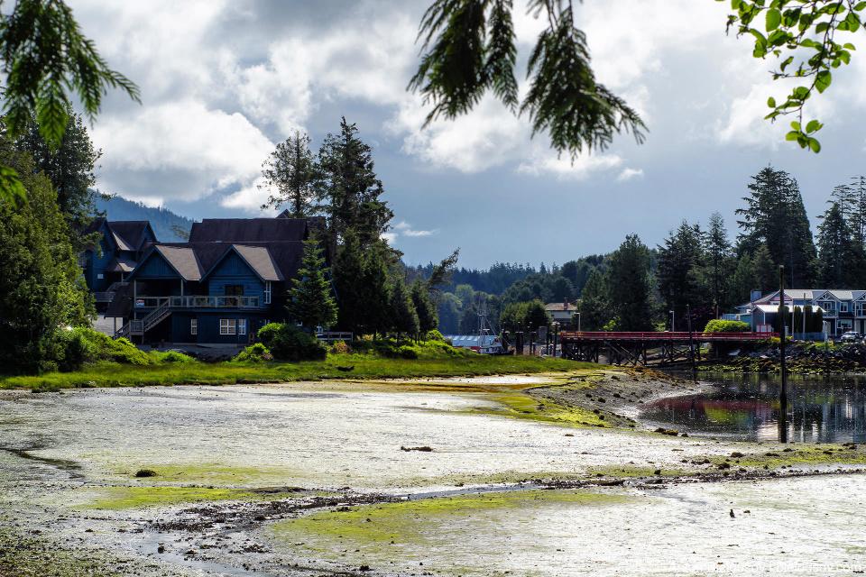 Waters Edge Resort, Ucluelet, BC