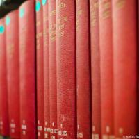 Книги в центральной библиотеке Ванкувера