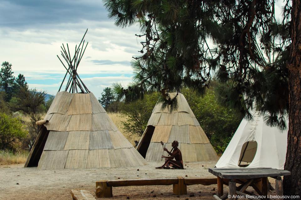 Nk'mip Desert Cultural Centre (Osoyoos, BC)