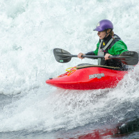 Whitewater Kayaking at Skookumchuck Narrows