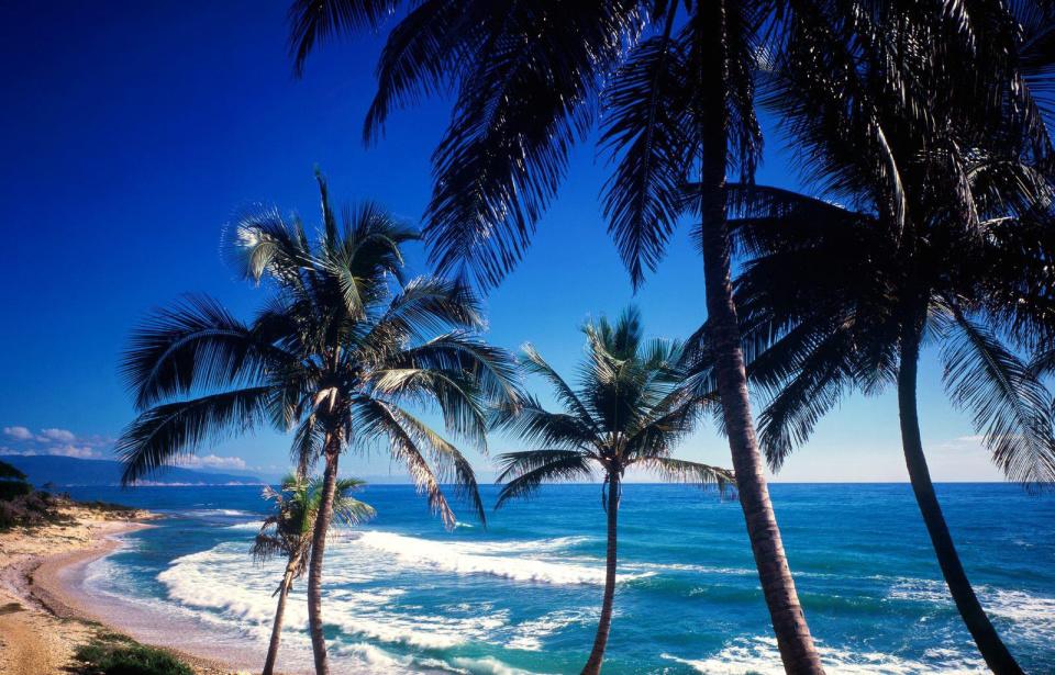 Пляж в Доминиканской Республике