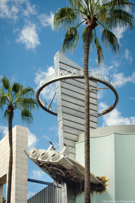 Universal Studio CityWalk (Hollywood, CA)