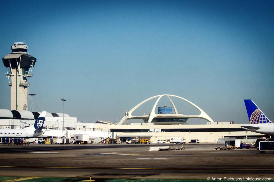 LAX — Los Angeles International Airport