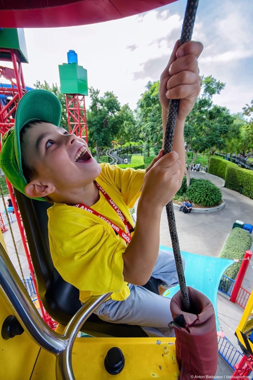 Legoland Kid Power Tower — Carlsbad, BC