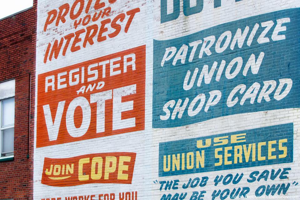 Everett Union Mural