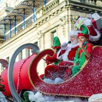 Vancouver 11th Santa Claus Parade (2014)
