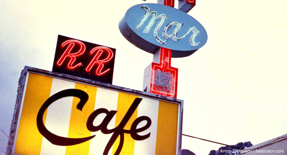 Double R Dinner Cafe — Twin Peaks filming location (North Bend, WA)