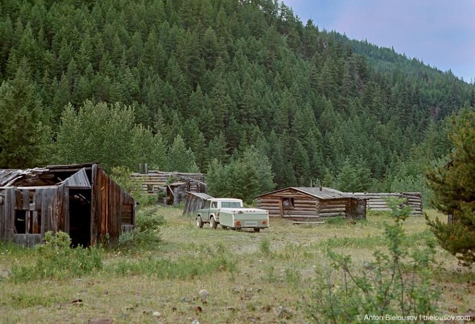 Granite Creek, BC (1970)