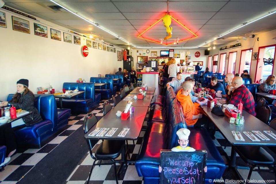 Twede's Cafe — North Bend, WA