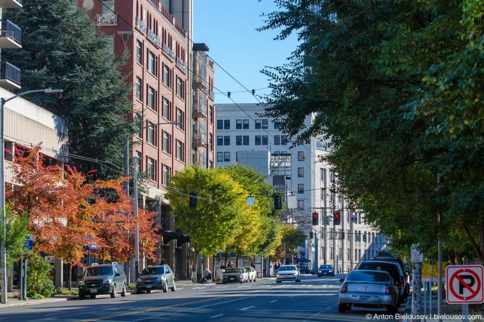 Улица Сиэтла