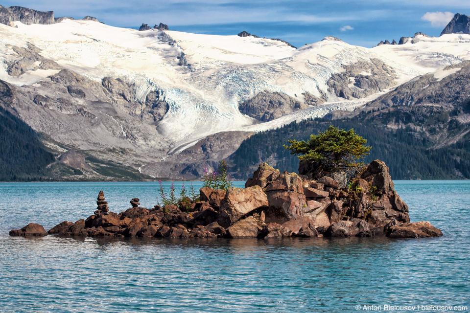 Garibaldi Lake Battleship Islands