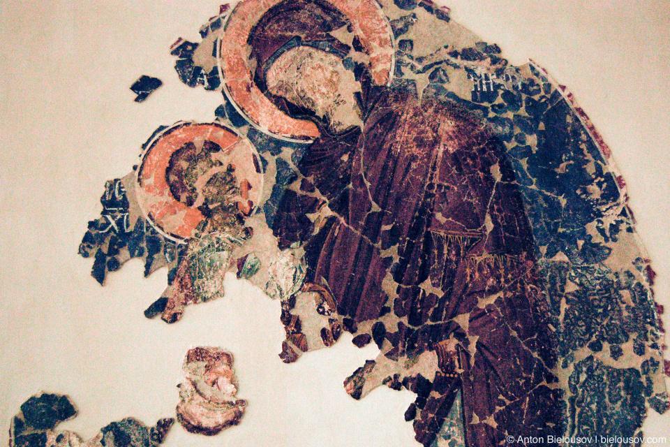 Экспонаты Херсонесского музея