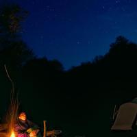 Звездное небо в Крыму