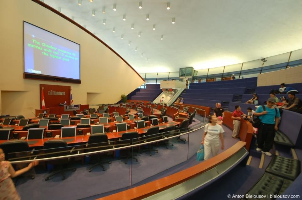 Toronto City Hall Council