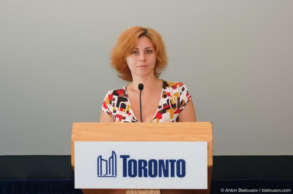 Toronto City Hall Tribune