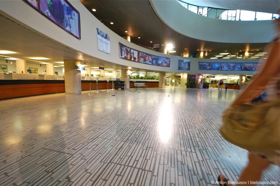 Toronto City Hall Lobby