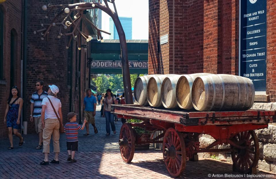 Toronto Distillery Historic District