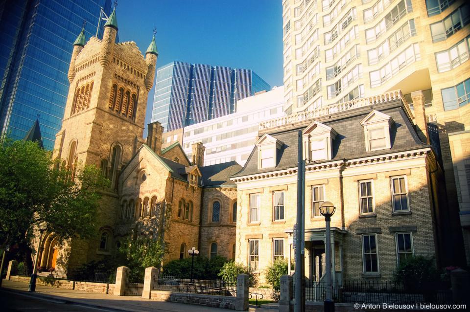 Toronto St. Andrew's
