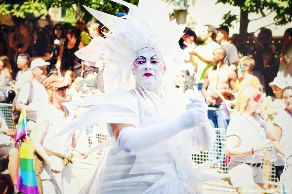 Toronto Pride Parade Costume