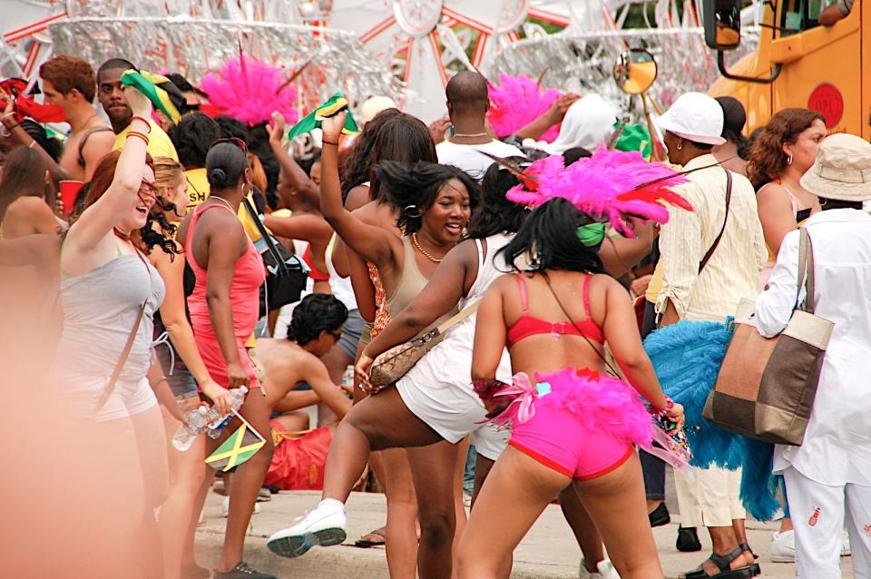 Toronto Caribana 2010 dance
