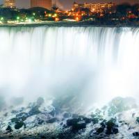 Как нужно ездить на Ниагарский водопад