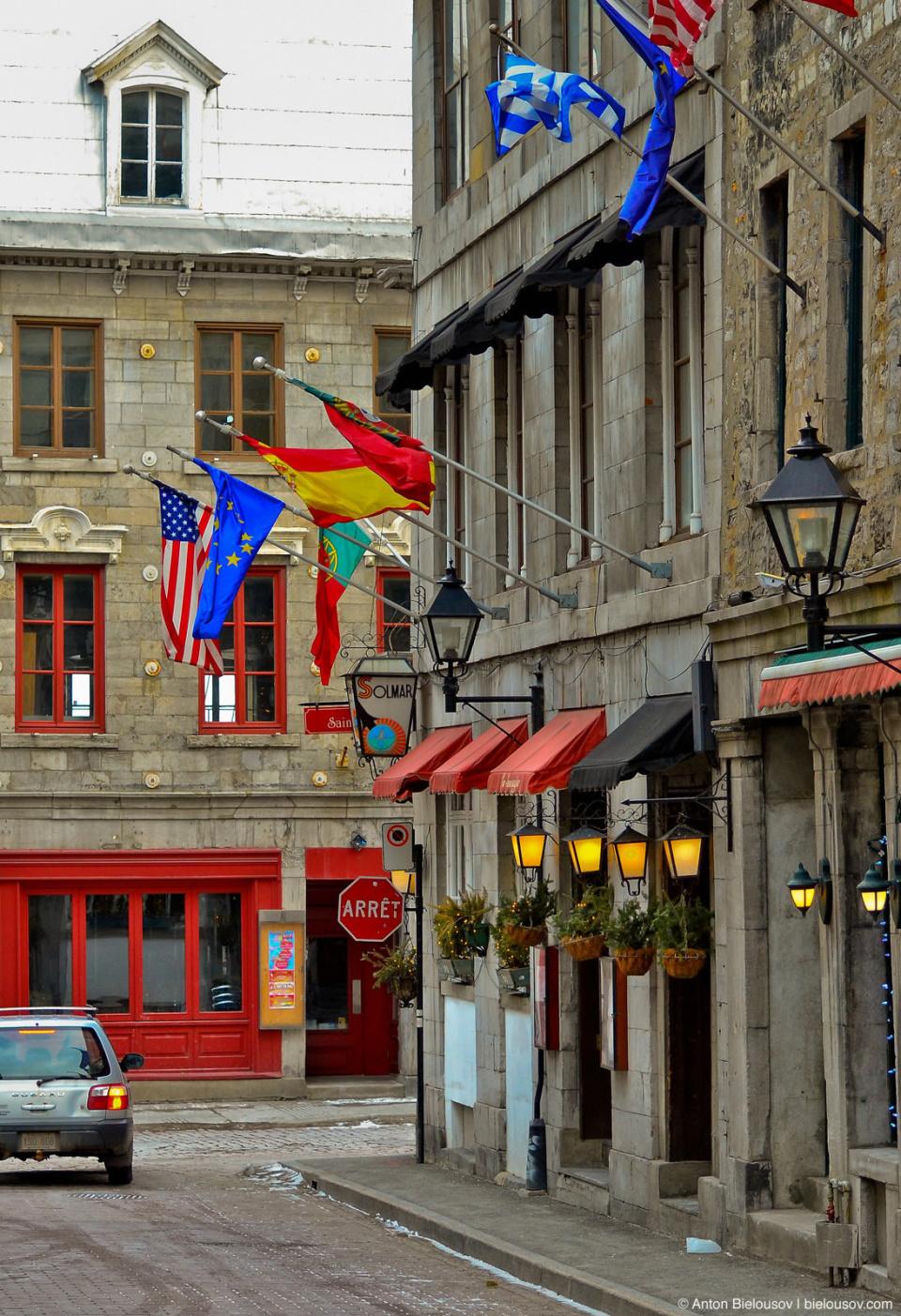 Montréal Historical Downtown