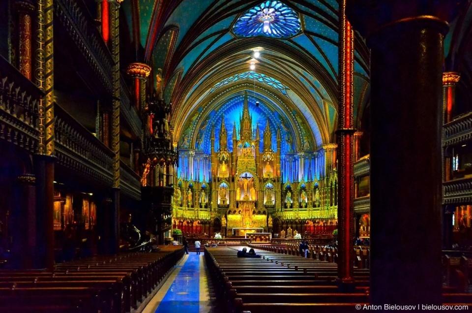 Notre Dame de Montréal