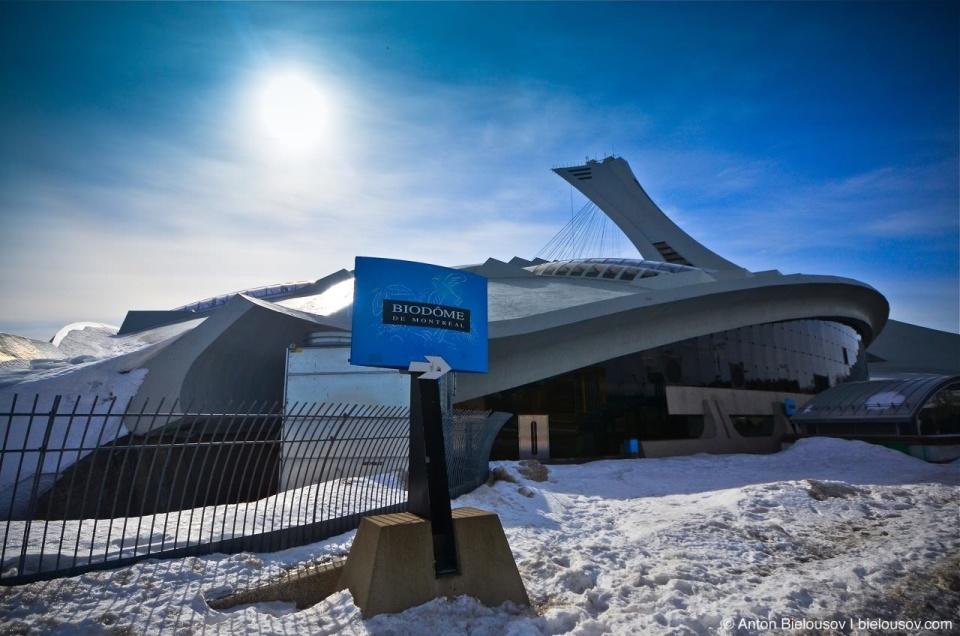 Montréal Bio Dôme