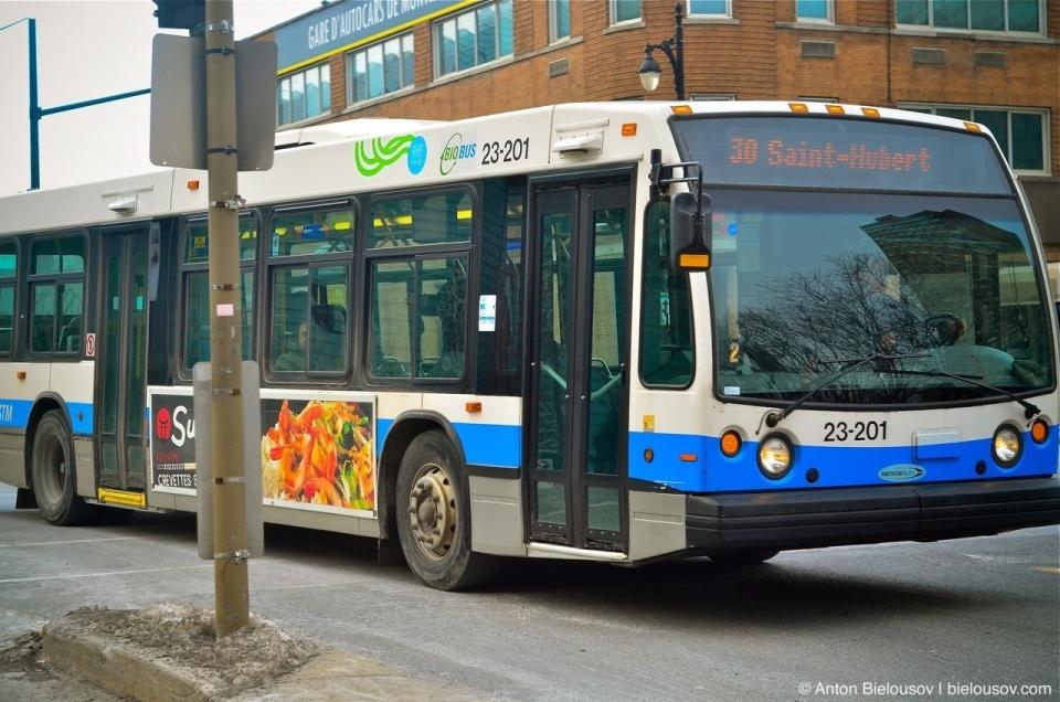 Montréal City Bus