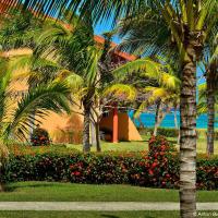 Villas in Club Amigo Atlantico Guardalavaca hotel