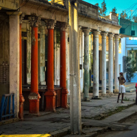 Cuba. Antilla