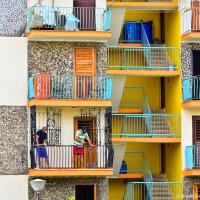 Cuban apartments in Guardalavaca