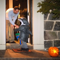 Halloween Trick or Treat in Canada