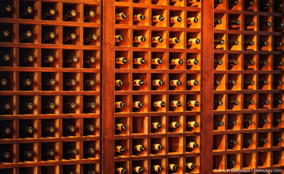Вино в Niagra Wine Country