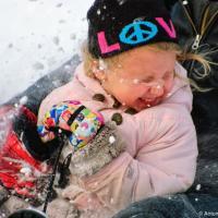 Зима в Хай Парке