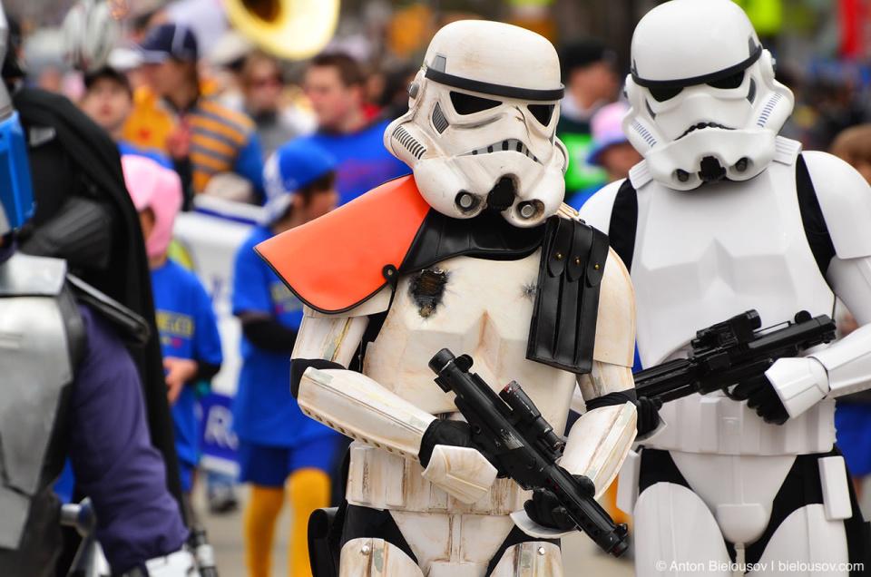 Start Troopers Easter Parade Toronto