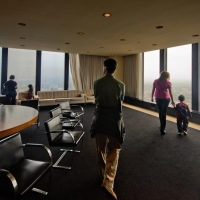 Toronto-Dominion Centre 54th floor conference room
