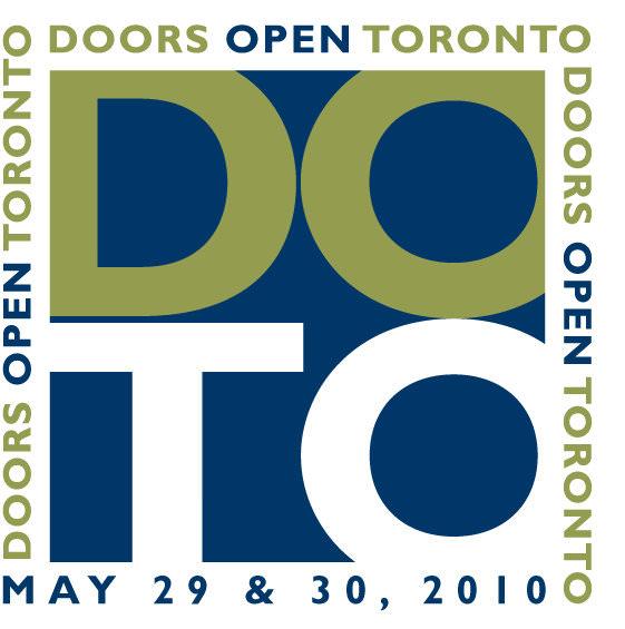 Doors Open Toronto Logo (2010)