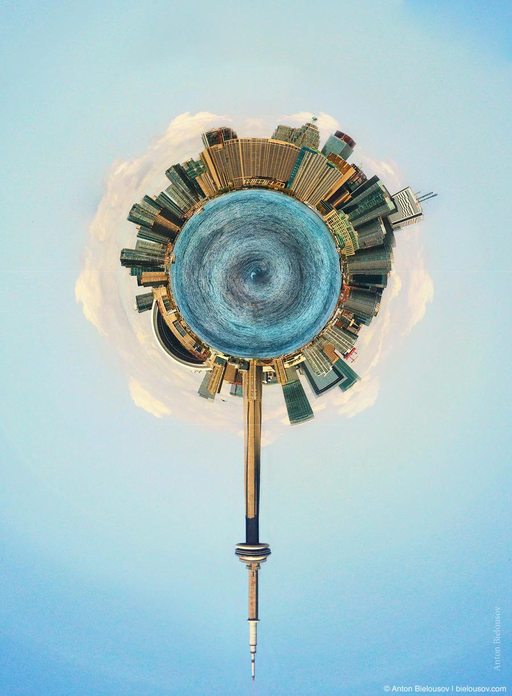 Toronto Lollipop (Polar Coordinates)
